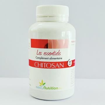 Mincir - Piéger les graisses alimentaires et à éliminer les graisses par les voies naturelles - Chitosan - Easynutrition.eu