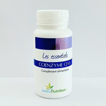 Ralentit les effets du vieillissement et a une puissante action anti-oxydante - Co-Enzyme Q10 - Easynutrition.eu