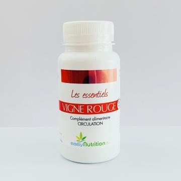 Circulation, jambes lourdes - Vigne rouge - Easynutrition.eu