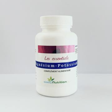 Récupération pou les sportifs, soutient de la fonction musculaire, maintient de l'équilibre acido-basique - Magnesium potassium - Easynutrition.eu