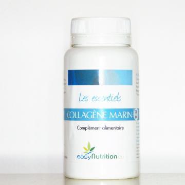 Perte de tonicité de la peau, contribue à diminuer l'apparition des rides et ridules ainsi qu'à un renforcement de l'ossature - Collagène marin - Easynutrition.eu